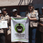 Andean Naturals supports Fair Trade certified quinoa.