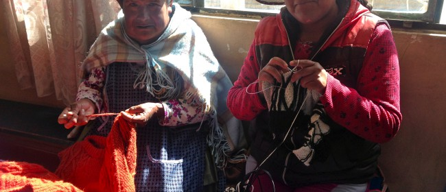 Day 14 – Are Bolivian women growing quinoa like the women growing coffee or knitting?