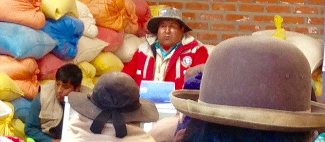 Day 25 – Making decisions within a Bolivia Association