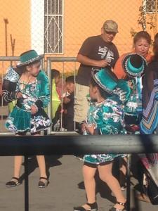 Festival dancers 0 Caparel!