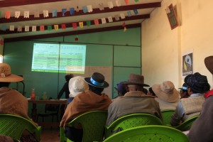 Capura farmers review their Fair trade costa, investments and earnings.